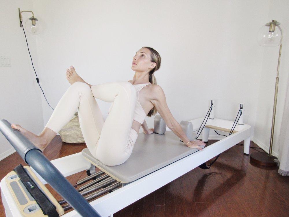Jenny Redford Pilates : Movers