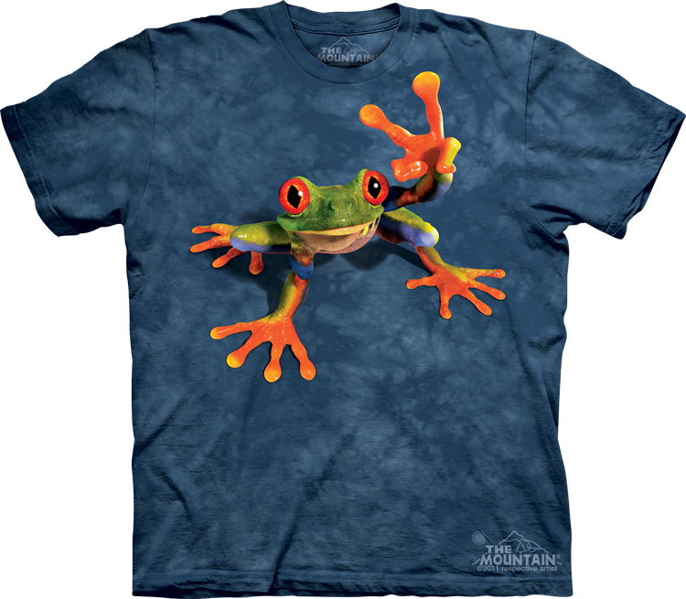Peace_Frog_Tree_Victory_Shirt_Cool_Sedona_Cute