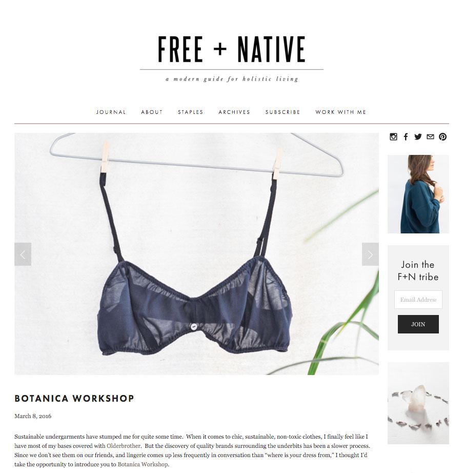 free + native