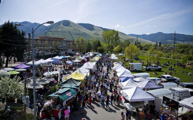 Missoula's Saturday Market