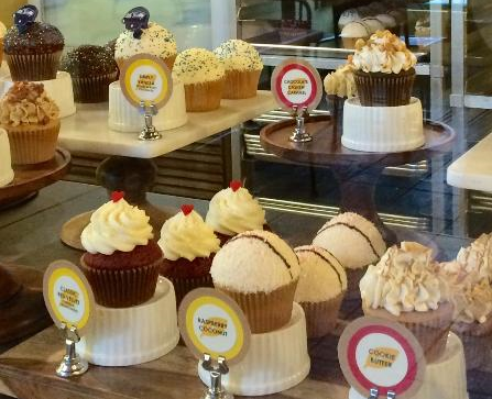 The Yellow Leaf Cupcake Co.