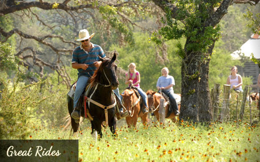 Dixie Dude Ranch Overnight Trail Ride