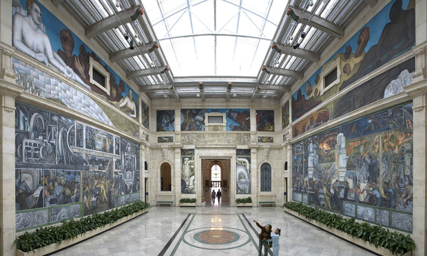 Detroit Institute of Arts Museum