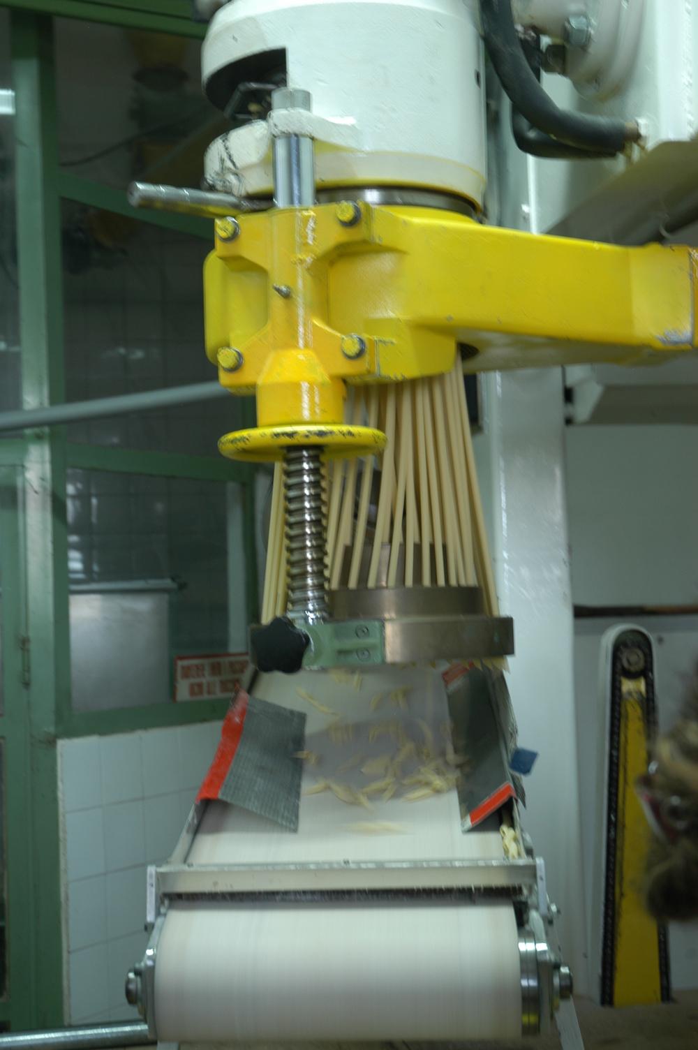 Martelli Pasta Factory Tour