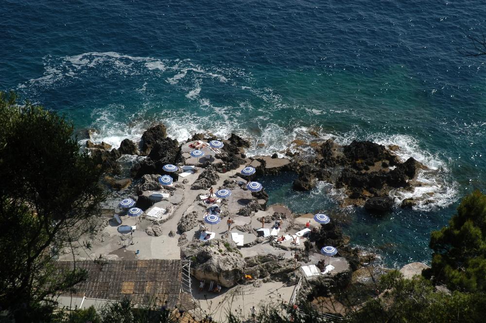 Ristorante La Fontelina Beach Club