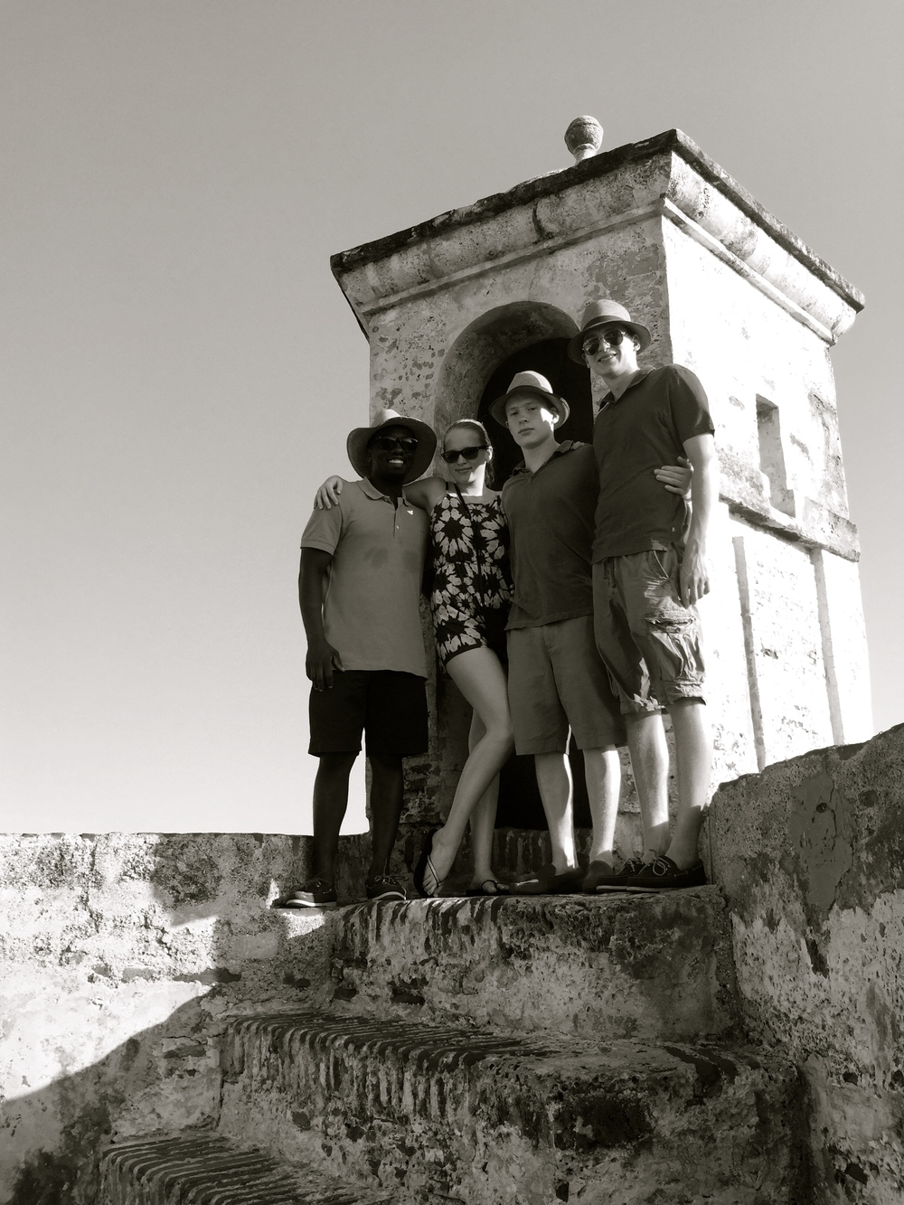 Castillo San Felipe de Barajas Tour
