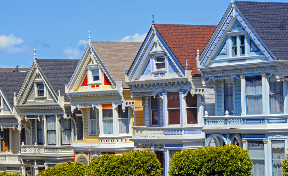 Victorian Houses Walking Tour