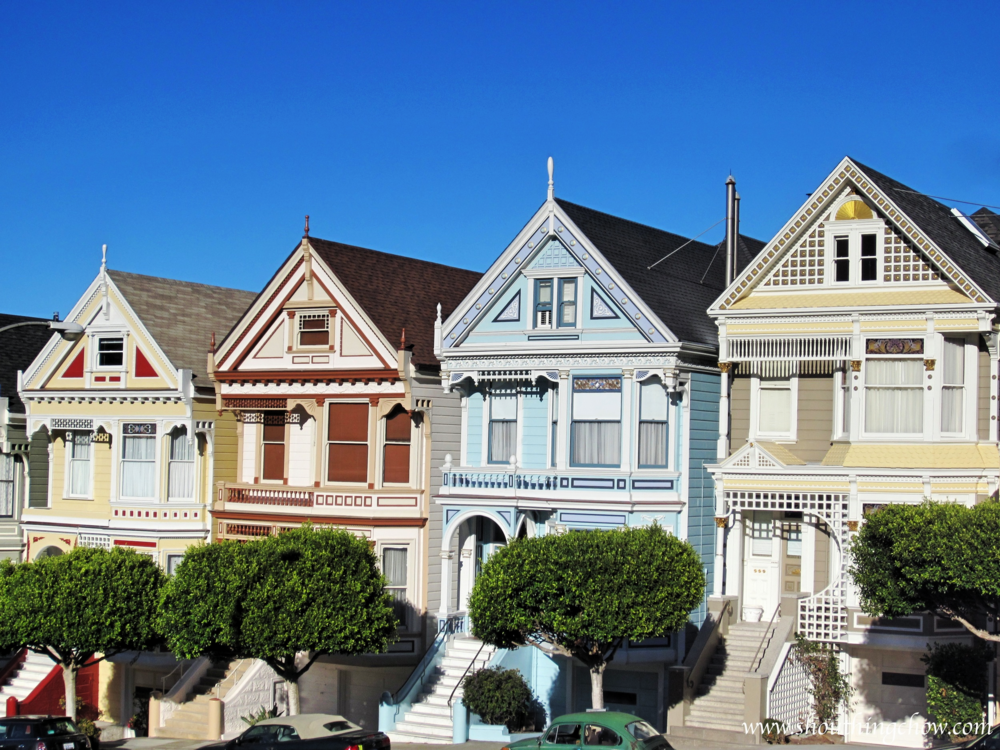 - Jay Gifford's VICTORIAN HOME WALKoffers a discussion of the distinctive majesty of San Francisco's Victorian elegance. During a 2.5 hour walk through Pacific Heights, Jay illuminates the architectural differences among the Gothic Revival, Edwardian, Queen Anne, Victorian Stick, and Victorian Italianate homes. He shares the story behind the accidental Haight Ashbury hippie influence on the Painted Ladies, and weaves together the history of San Francisco from the Gold Rush to the present day. This one man tour guide operation delivers in a way only a thirty year native of the city can.