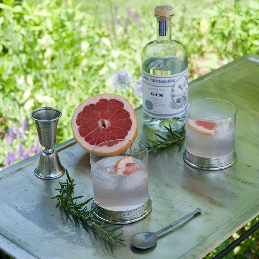 Spanish Gin, Grapefruit & Elderflower Tonic