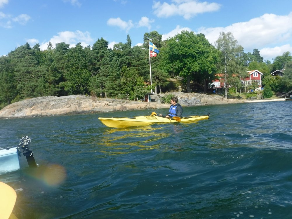 Archipelago Kayaking