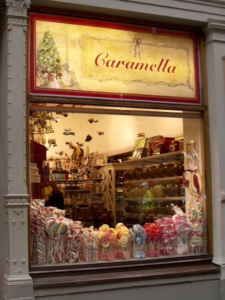 Caramella Candy Shop