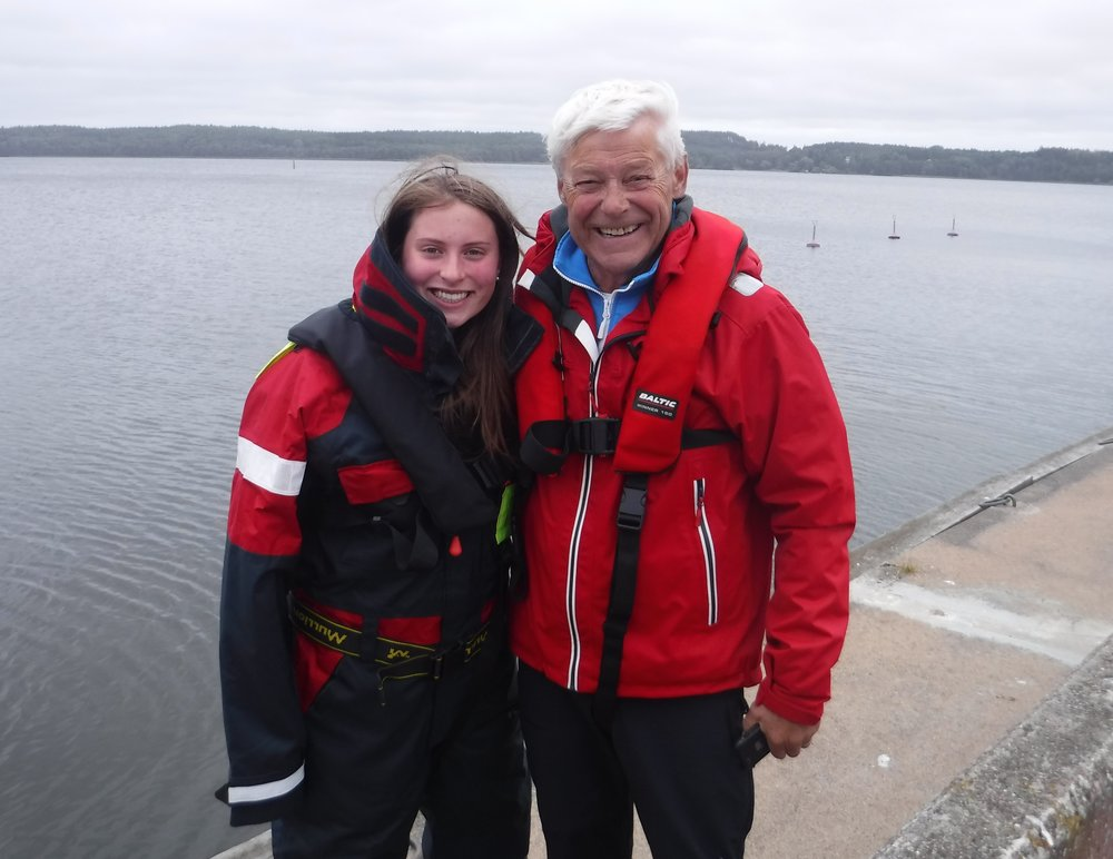 RIB Sea Charter Private Guide Bengt Kull