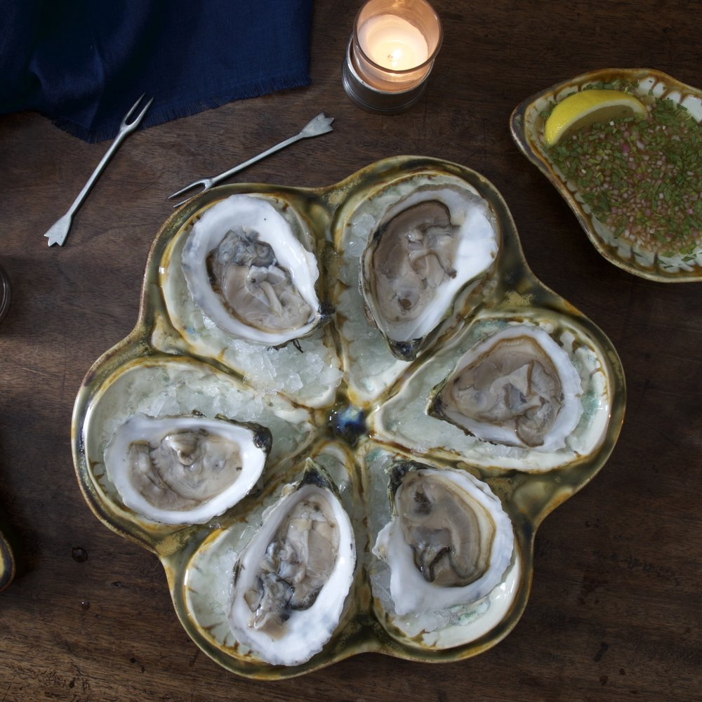 Opulent Oysters