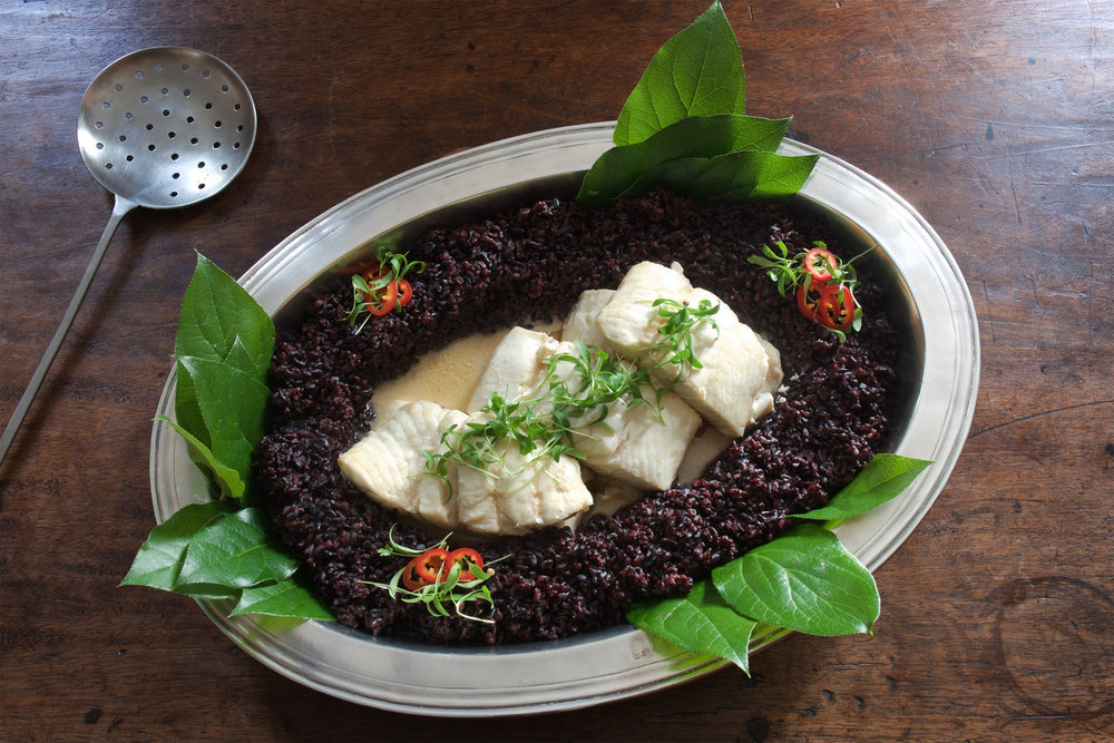 Thai Coconut Fish