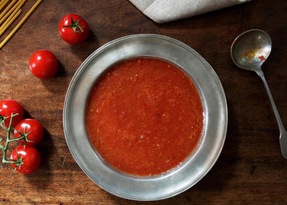 Bottled Sunshine Tomato, Butter & Onion Sauce