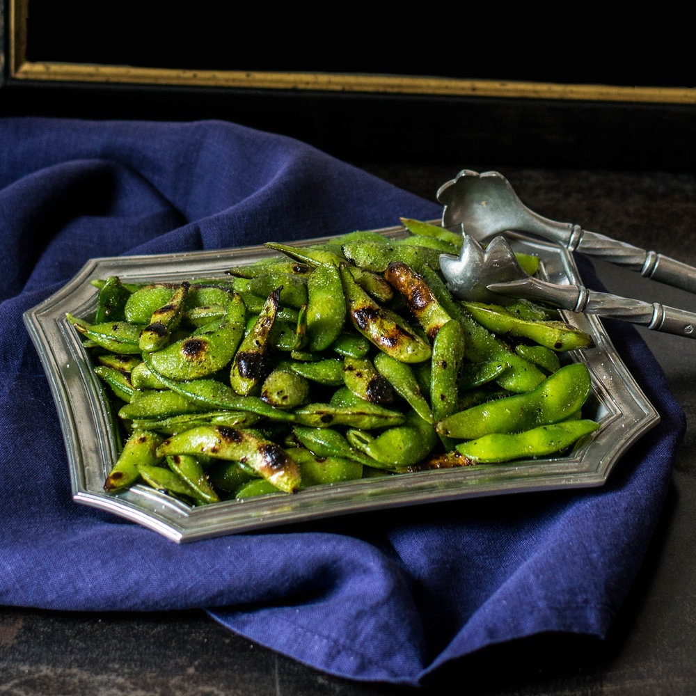 - Edamame is Japanese for