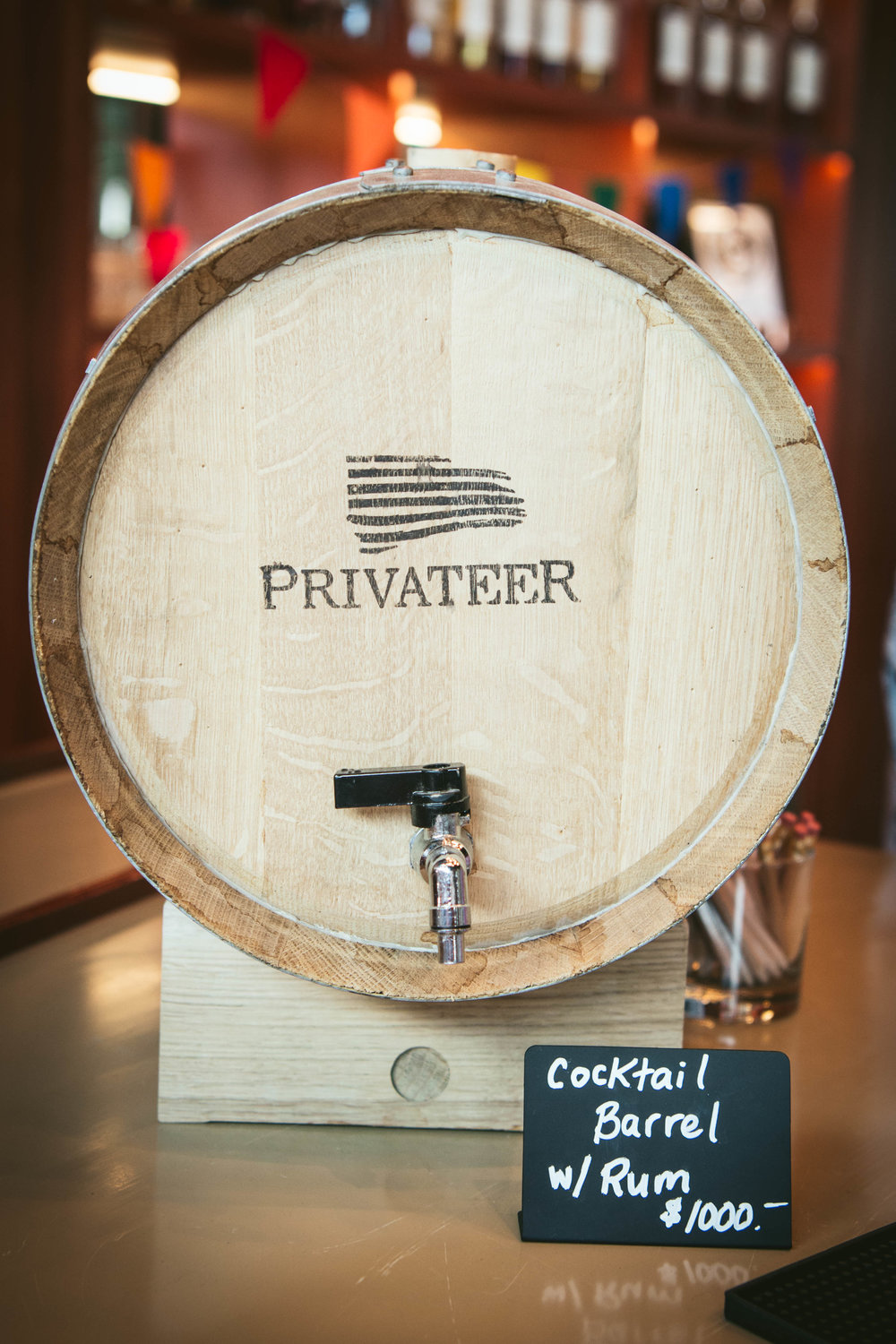 About Privateer Rum - Fittingly situated in the coastal town of Ipswich, Massachusetts, this craft distillery produces unfiltered, unsweetened, and unadulterated small batch rum. Made in New England with a commitment to best practices and a belief that the best ingredients produce the best products.