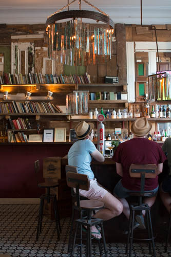 The Decadente - A hipster restaurant inside the Independente Hotel in the Bairro Alto neighborhood is a centrally located crossroads for travelers and locals. A retro vibe and patio cafe serving fresh seasonal plates make this cultural intersection worthy of a reservation.Rua São Pedro de Alcântara 81,1250-238 Lisboa+351 21 346 13 81reservas@thedecadente.pt