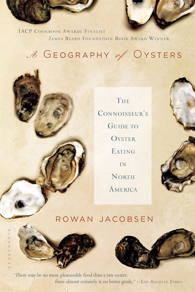 - If you wish to only own one, this is the oyster book to add to the home library.