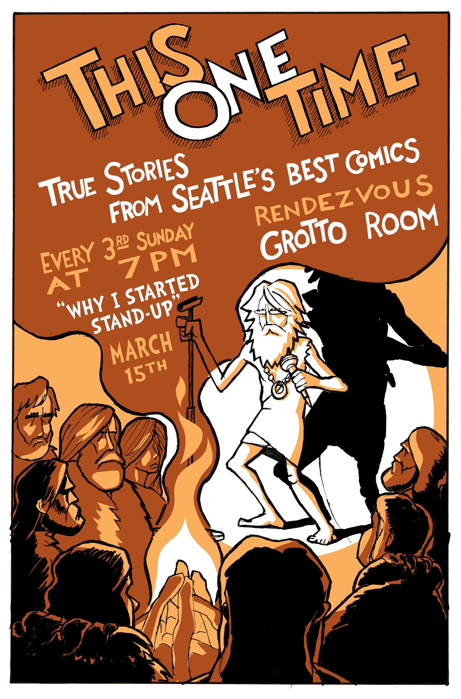 The Storytelling Show - Paul Barach