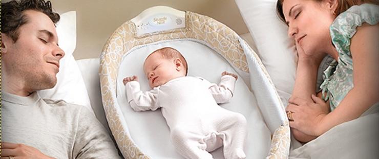 Perfecto para disfrutar dormir con tu bebé sin riego a hacerle daño.