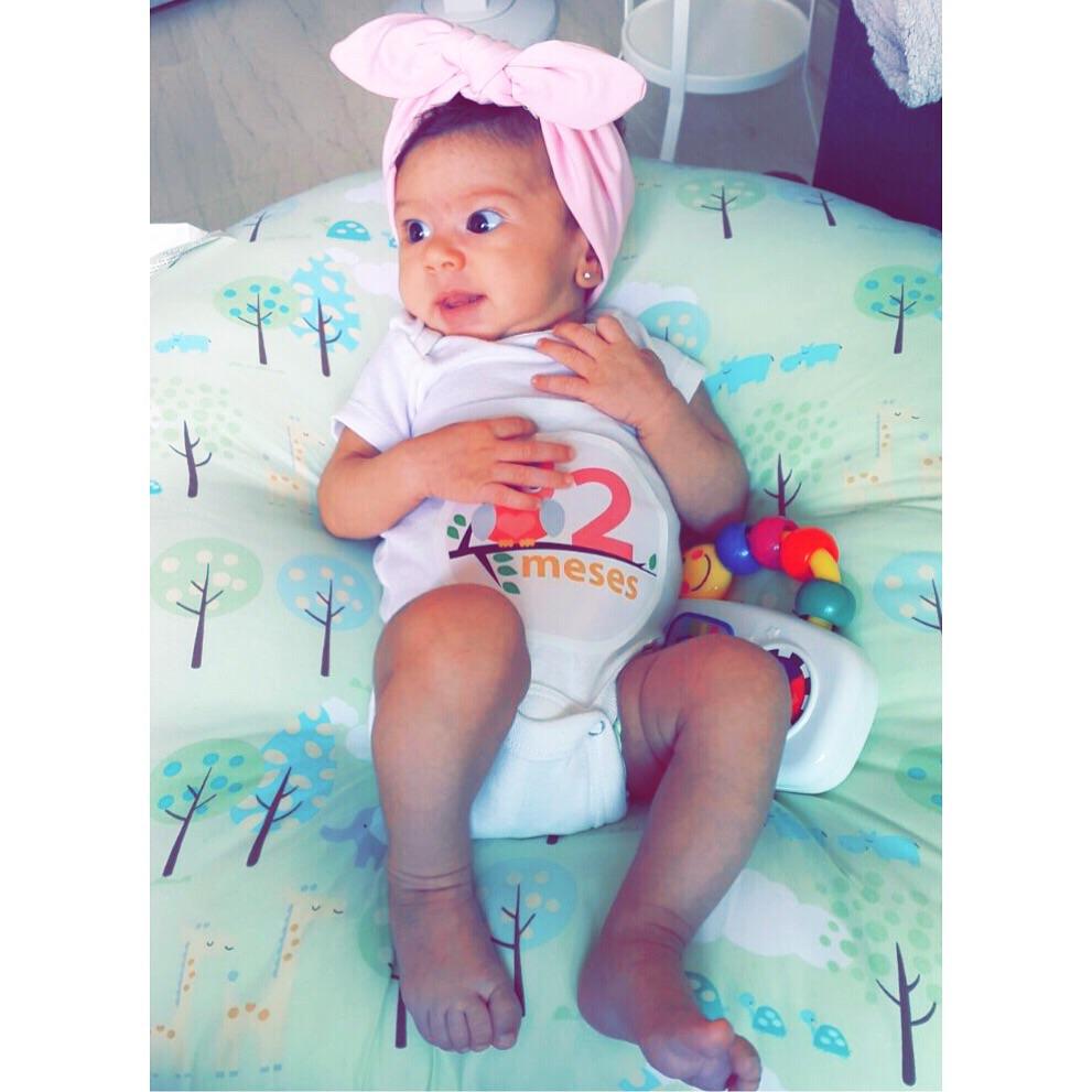 Ella es la hermosa Salomé mi sobrina!