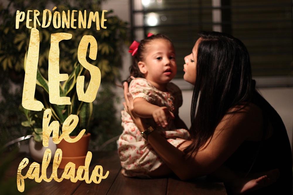 """Ser mamá no es fácil para ninguna mujer""..."