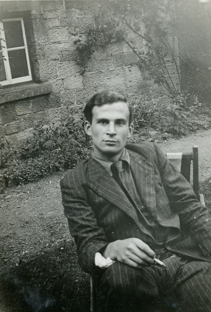 Henry Harvey, Barbara Pym's college crush