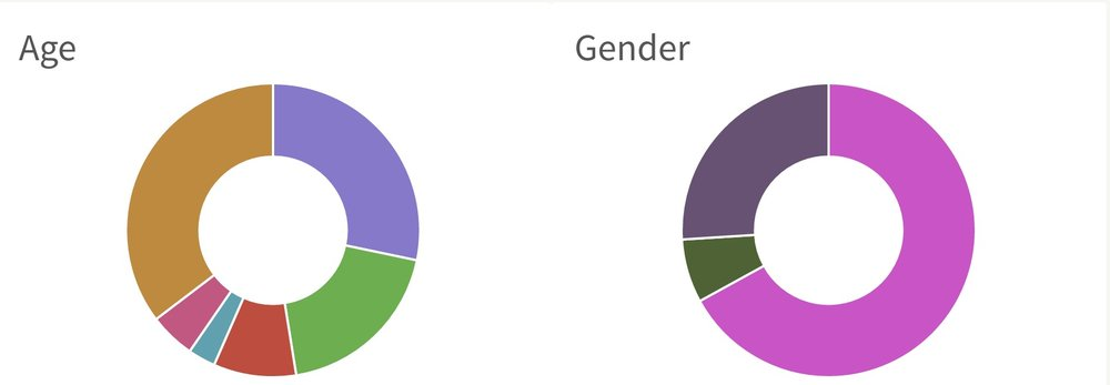 "Wattpad Demographics for ""A Brilliant Plan"" by Alex Amex"