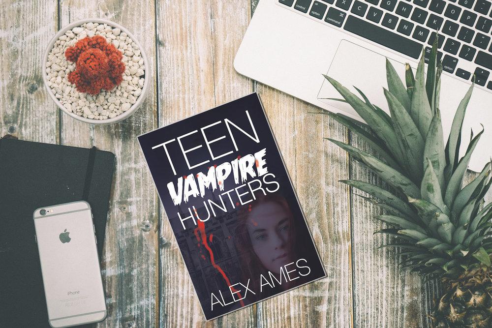 Teen Vampire Hunters Alex Ames.jpg