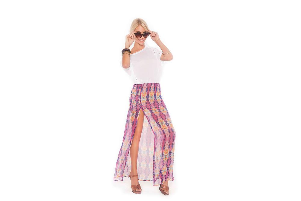 Raquel Maxi Skirt