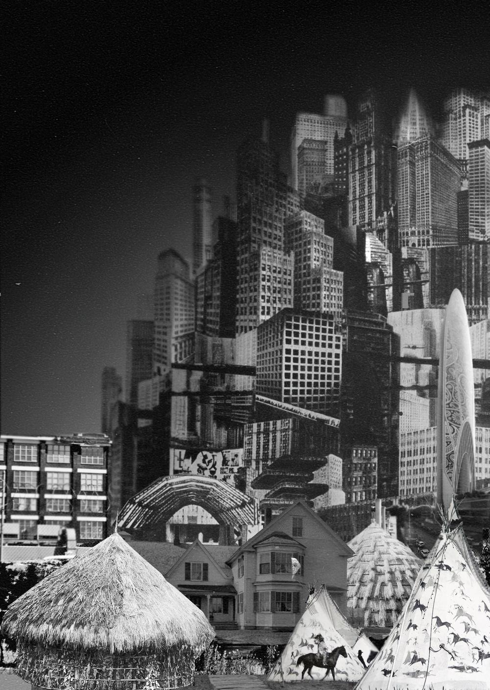 Metropolis: The Global Village