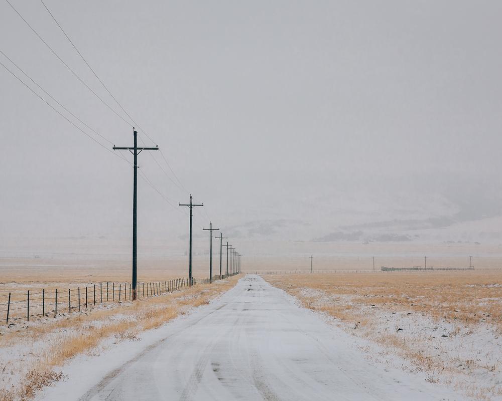Ennis, Montana.
