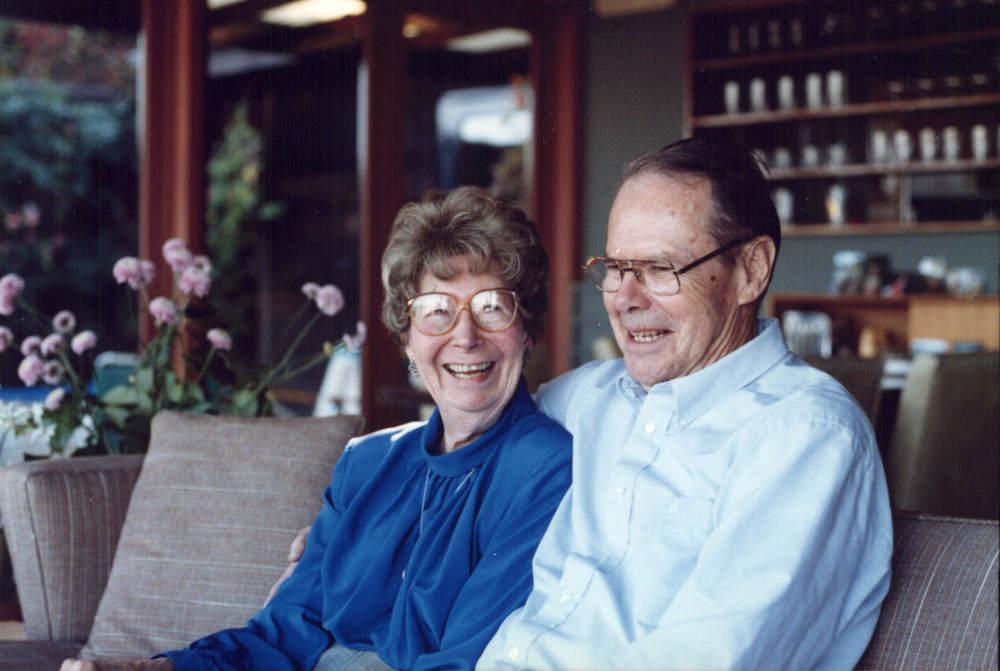 Kay and Brad Bradway
