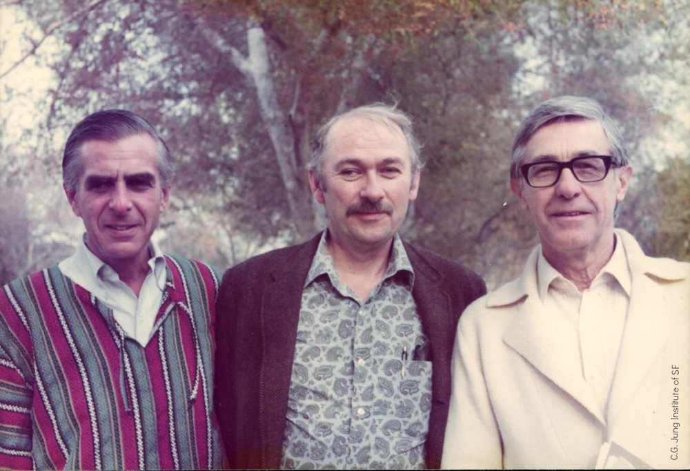 Herb Wiesenfeld, Don Sandner and George Hogle, 1975