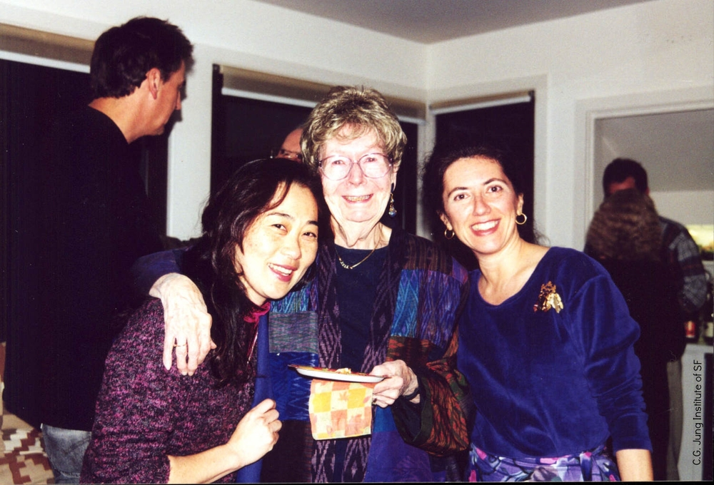 Kay Bradway's 90th birthday celebration, 2000