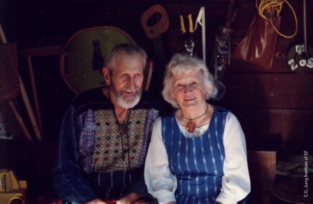 Jane and Jo Wheelwright