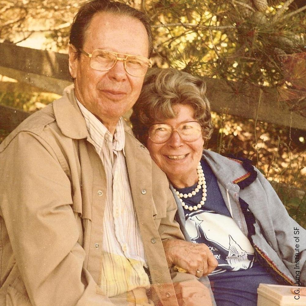 Kay and Brad, 1983