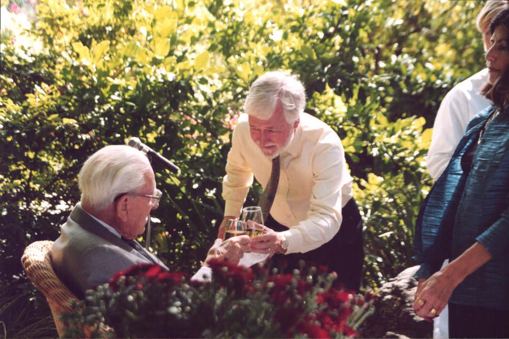 Joe Henderson & Richard Willetts, 2003