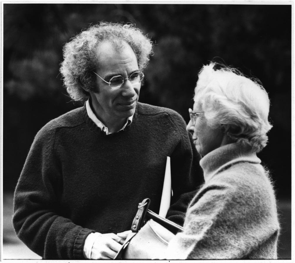 Neil Russack & Elizabeth Osterman, 1978