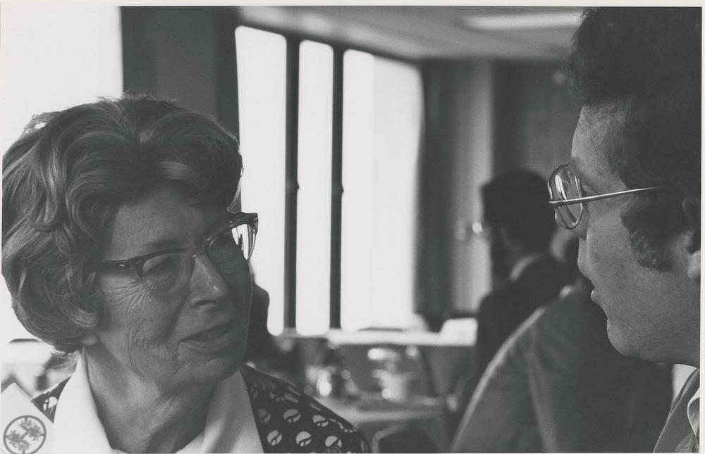 Kay Bradway & John Beebe, 1978