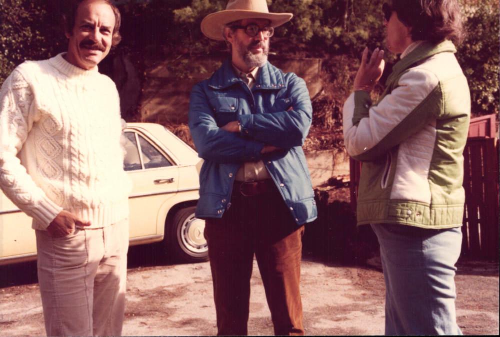 Charles Klaif & Jim Yandell, late 1970s