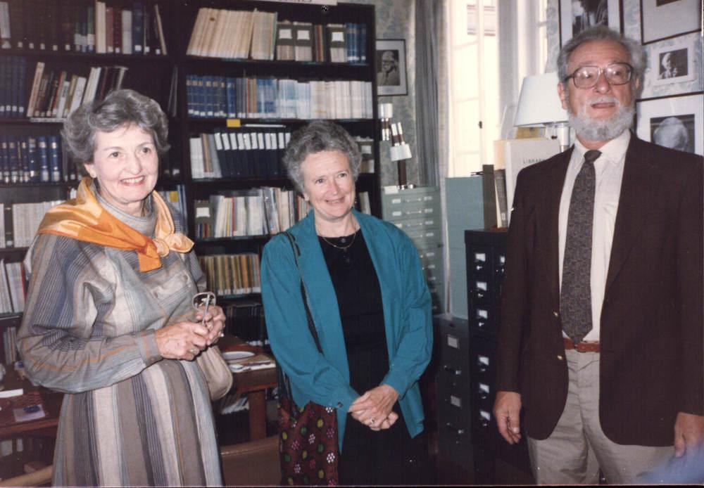 Robin Jaqua, Sally Kaufmann, John Levy (1984)