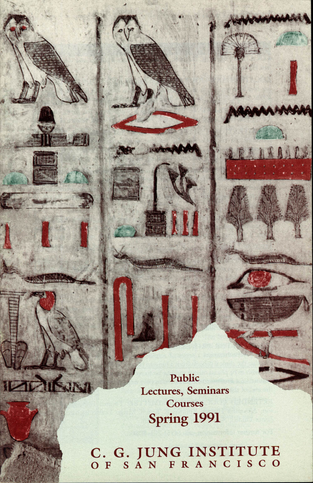 Course and program catalog (1991)
