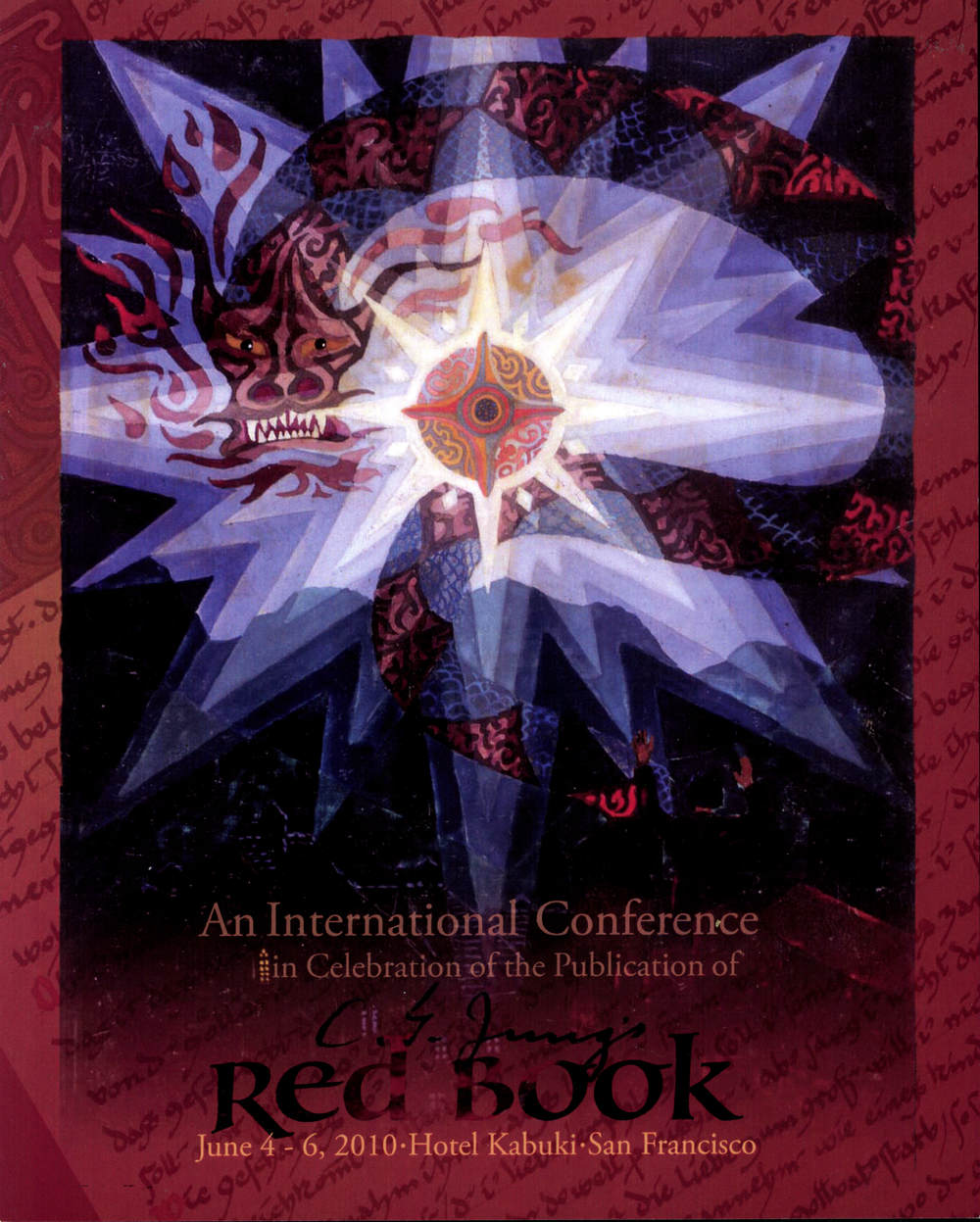 Red Book Conference flyer (2010)