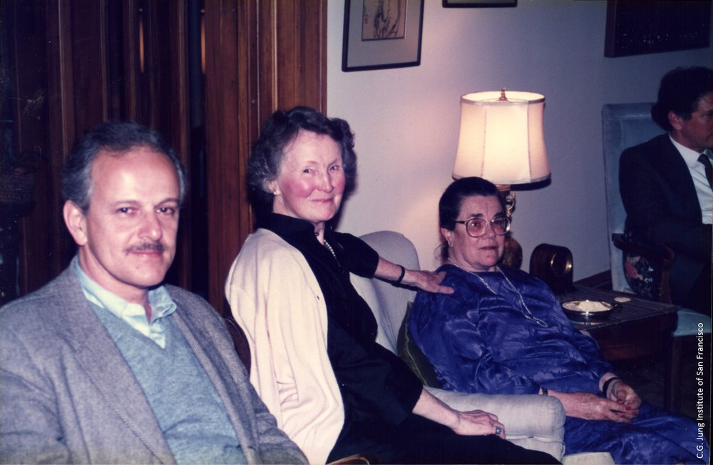 Tom Kirsch, Mary Jo Spencer, Helena Henderson, 1988