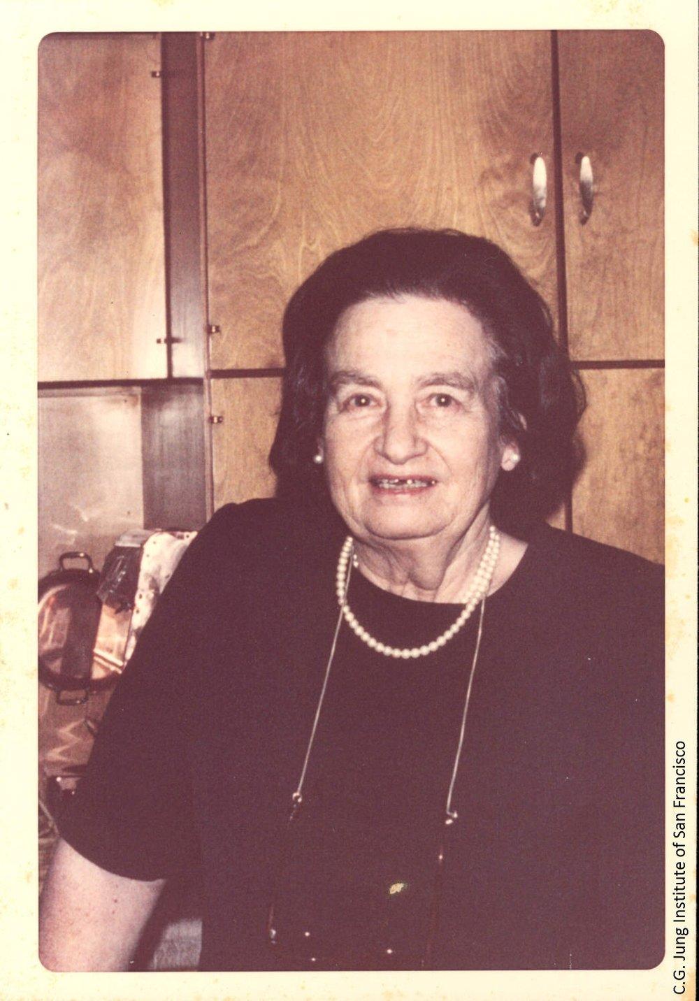 Dora Kalff, 1971