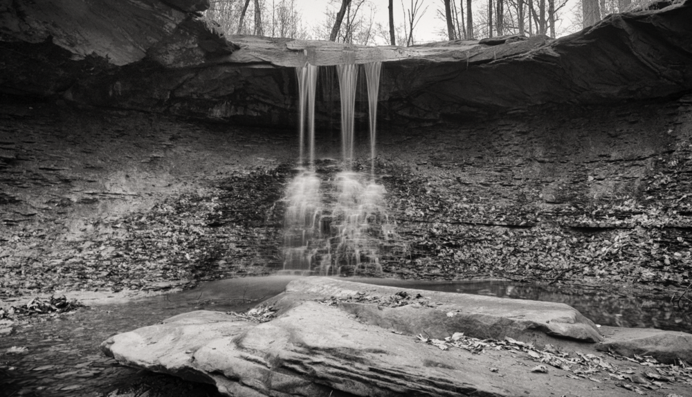 Blue Hen Falls – Cuyahoga Valley National Park