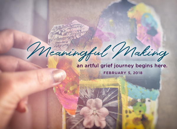 A month-long journey into creative grieving