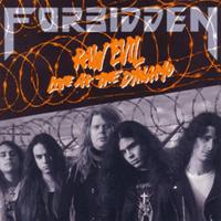 FORBIDDEN Live Evil Release Date: 1989